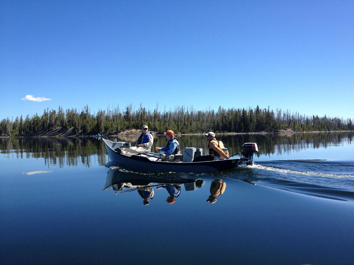 Fly fishing in jackson hole wyoming jackson hole anglers for Jackson lake fishing